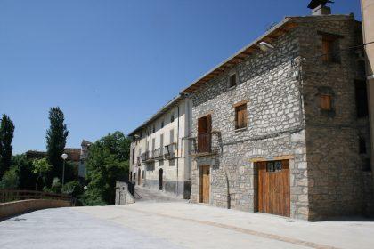 Vakantiehuis Spaanse Pyreneeen