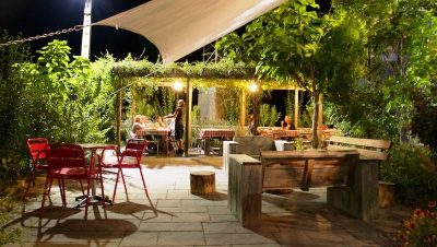 Terras Chill-Outdoor cafe