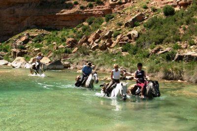 Meerdaagse paardrijtocht Sierra de Guara