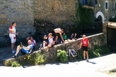 Wielrennen Pyreneeen