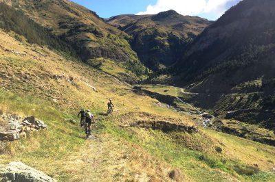 Mountainbiken Castejon de Sos