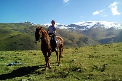 Paardrijden Pyreneeen
